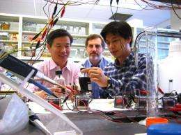 Microbes turn electricity directly to methane