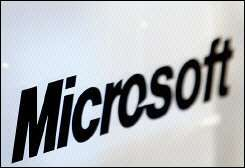 Microsoft logo A