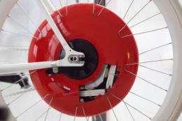 MIT's big wheel in Copenhagen