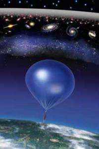 NASA Balloon Mission Tunes in to a Cosmic Radio Mystery