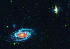 NASA's SkyView delivers the multiwavelength cosmos