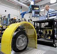 New combustion strategy accelerates hydrogen-engine development