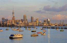 New Zealand withdrew a controversial internet law