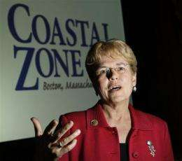 NOAA chief says new ocean uses creating conflicts (AP)