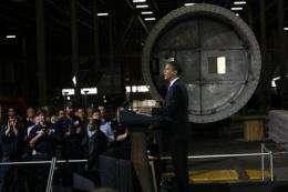 Obama calls for new era of energy exploration (AP)