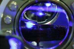Optical atomic clock becomes portable