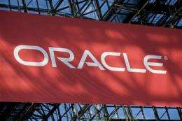 Oracle expects EU to approve Sun deal next month (AP)