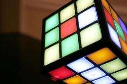 Review: Rubik's TouchCube a little too touchy (AP)