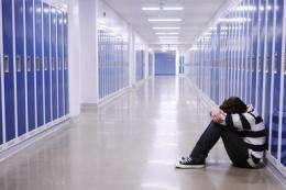 School's Stresses Can Trigger Mood Disorders