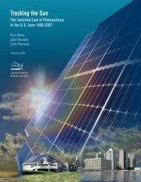 Solar Voltaics Report