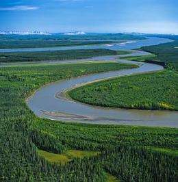 Some Canadian rivers at risk of drying up