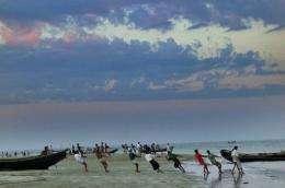 St Martin's Island is Bangladesh's lone coral island