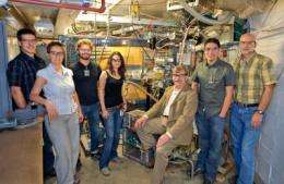 Superheavy element 114 confirmed by Berkeley Lab nuclear scientists