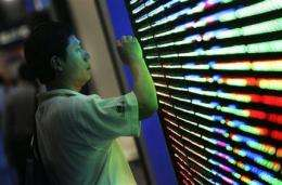 Taiwan invited to light up Chinese cities (AP)