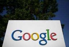 The Google headquarters in Mountain View, California