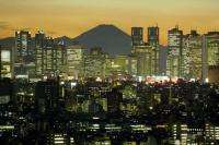 The skyline of Tokyo in Japan, where scientists have criticised the new government for plans to slash research budgets