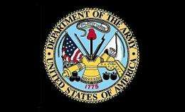The US Army has launched a fan page on Facebook