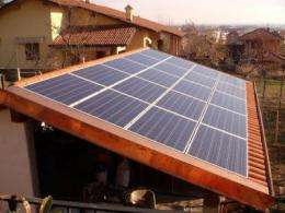 Toward home-brewed electricity with 'personalized solar energy'