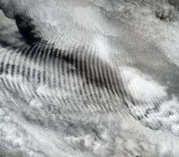 Turbulence Waves and Deep Convection
