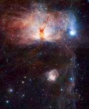 VISTA: Pioneering new survey telescope starts work