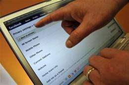 Want privacy on Facebook? Here is how to get some (AP)