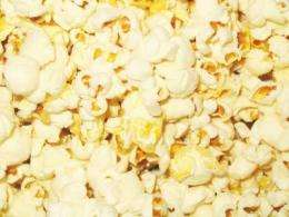 Whole grain cereals, popcorn rich in antioxidants, not just fiber, new research concludes