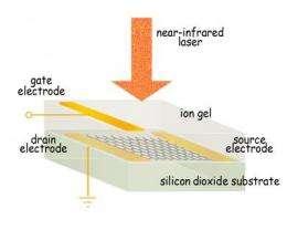 Berkeley Lab scientists control light scattering in graphene