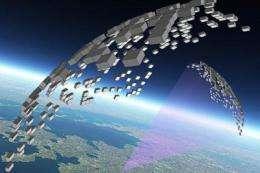 CU-made satellites depart on Endeavor's last run