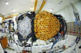 First Galileo satellite touches down in French Guiana