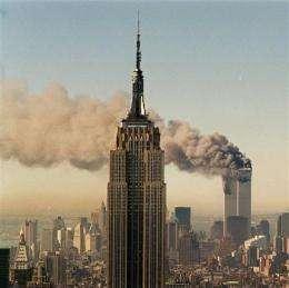 Internet archive shows Sept. 11 coverage (AP)