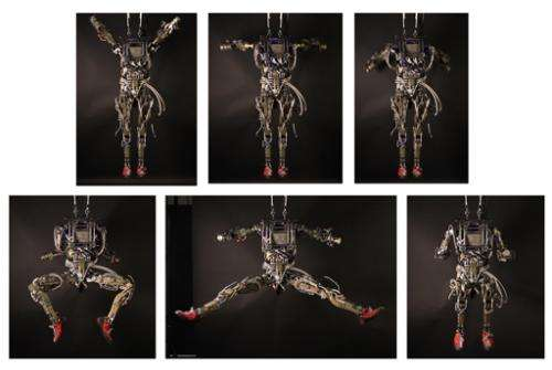 Makers of infamous BigDog robot unveil human version - PETMAN (w/ video)
