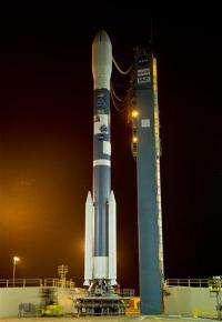 Ocean science satellite blasts off from California (AP)