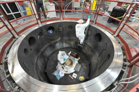 Second Z plutonium ?shot? safely tests materials for NNSA