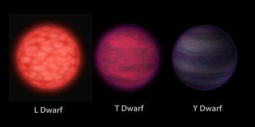 Wise mission discovers coolest class of stars