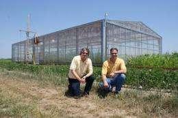University of Missouri completes first drought simulator