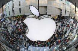 Apple launched legal action against Samsung in Australia in August