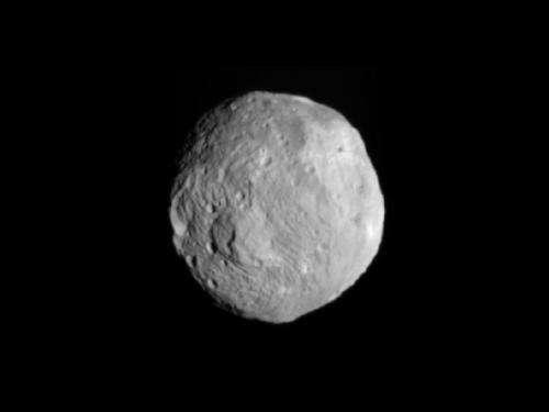 NASA spacecraft to enter asteroid's orbit today