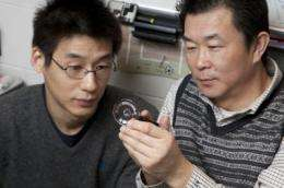Seeing in stereo:  Engineers invent lens for 3-D microscope