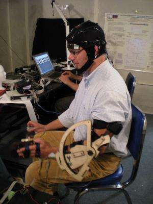 Researchers aim for 'direct brain control' of prosthetic arms