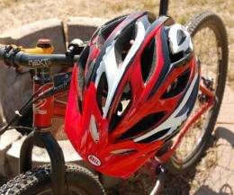 Researchers say helmet laws effective