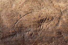 Scientists reveal a first in Ice Age art