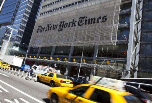 The New York Times announced it will incorporate Facebook into its website's commenting system