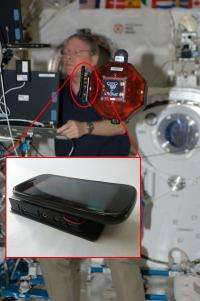 NASA 'Smart SPHERES' tested successfully on international space station