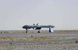 A computer virus hit the US drone fleet last month