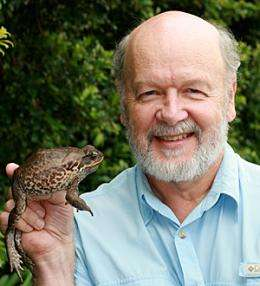 Advancing the theory of evolution through toads