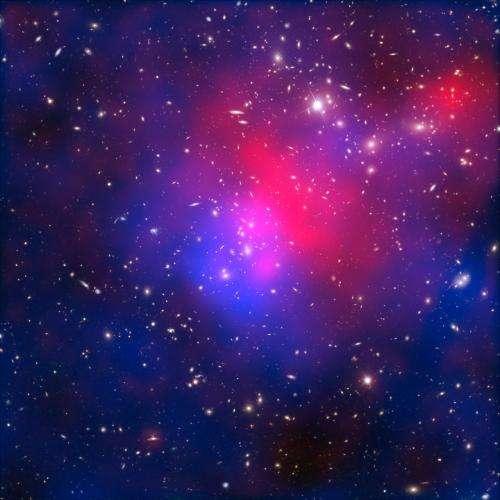 A galactic crash investigation