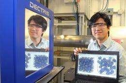 A new way to go from nanoparticles to supraparticles