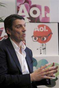 AOL says 1Q profit fell; ad, subscriptions down (AP)