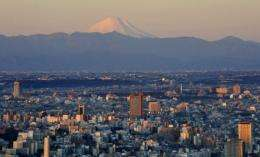 A radiation hotspot has been detected in Tokyo, reports said