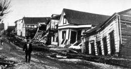 Are we living in an age of giant quakes?